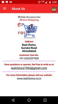 Real Choice FOS screenshot 10