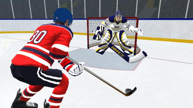 Hockey Games screenshot 2