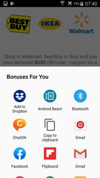 Bonuses For You poster