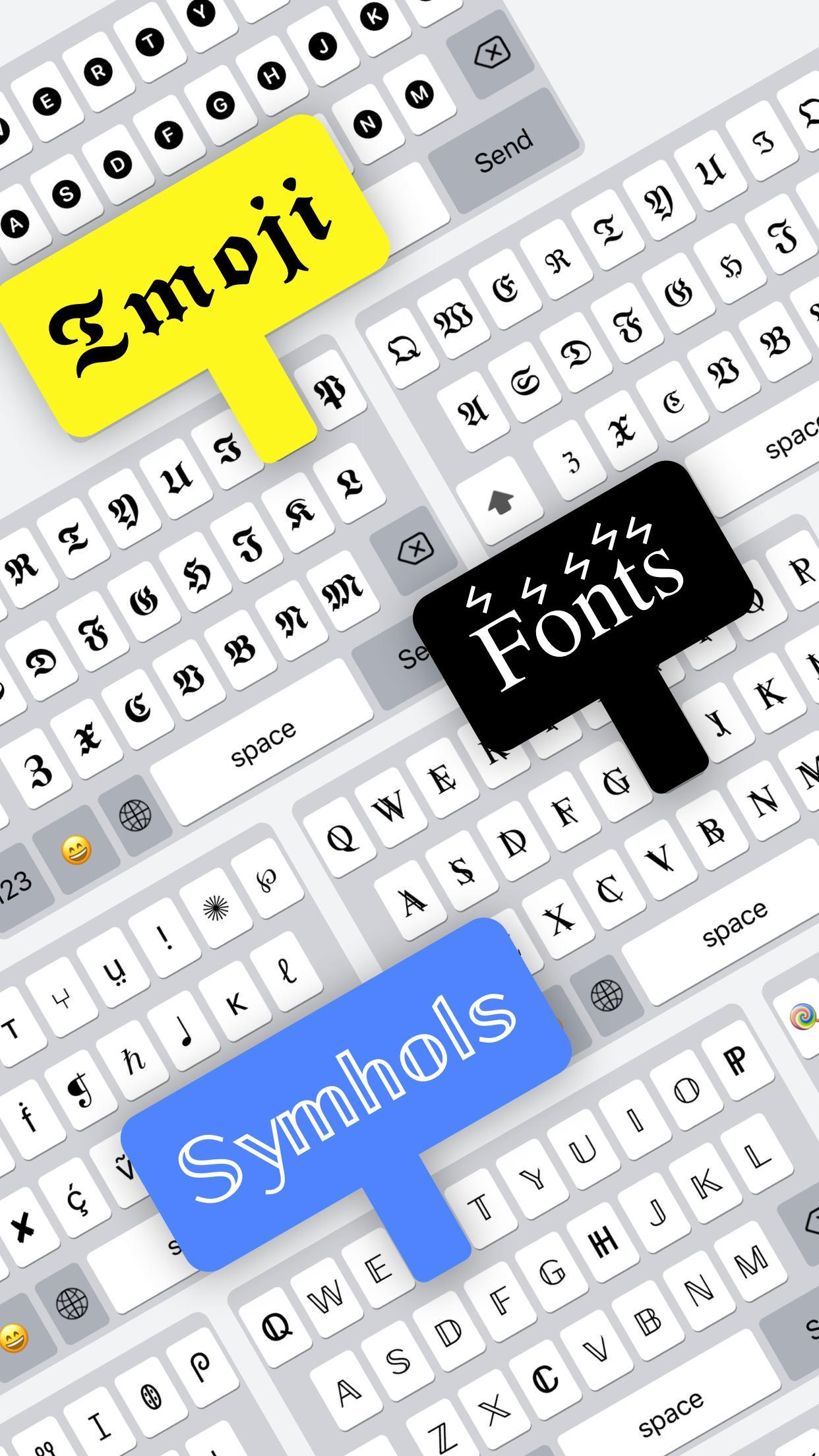 Download Fonts for Android - APK Download
