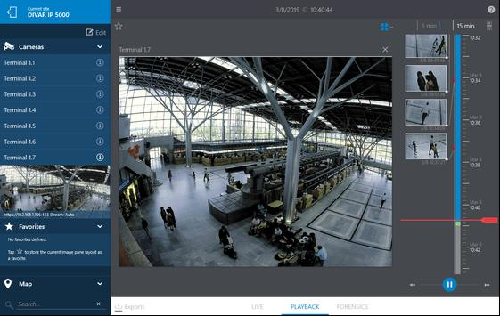 Bosch Video Security screenshot 10