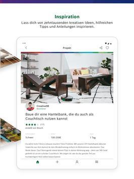 Bosch DIY & Garden: Assistent für Heim und Garten screenshot 18