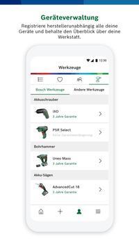 Bosch DIY & Garden: Assistent für Heim und Garten screenshot 4