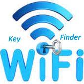 WiFi Key Finder icon