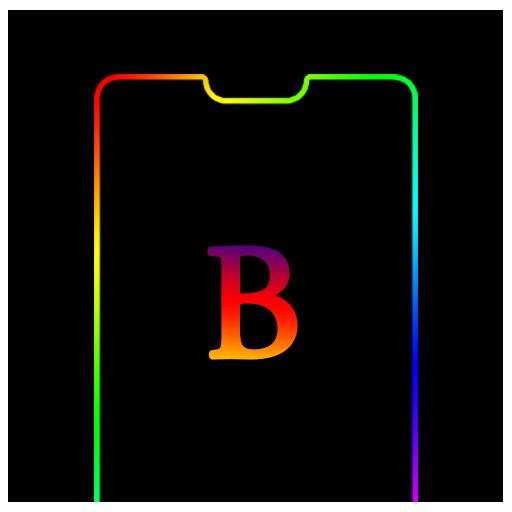 borderlight live wallpaper - border light app