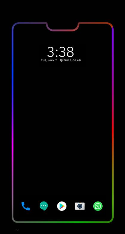 Borderlight Live Wallpaper Border Light App For Android