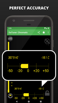 Tuner - DaTuner screenshot 2