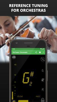 Guitar Tuner, Bass, Violin, Banjo & more | DaTuner ảnh chụp màn hình 6