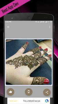 Learn to Draw Henna Tattoos screenshot 3
