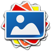 Photo Image Download All Files icon