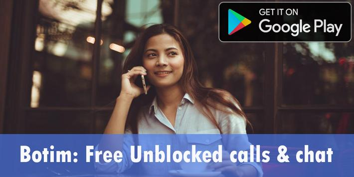 Free BOTIM Unblocked Video Calls & Chat:Guide 2020 poster