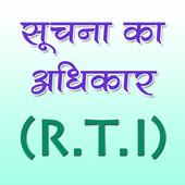 Soochana ka Adhikaar (R.T.I) | सूचना का अधिकार icon