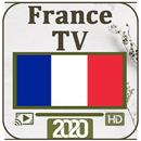 France TV Live 2020, tv en direct APK