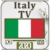 Italy TV Live 2020 | Canali TV in diretta icon