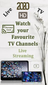 Italy TV Live 2020 | Canali TV in diretta poster