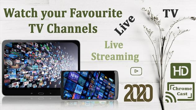 Italy TV Live 2020 | Canali TV in diretta screenshot 1