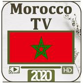جميع القنوات المغربية 2020 ¦ Moroccoc TV Live 图标