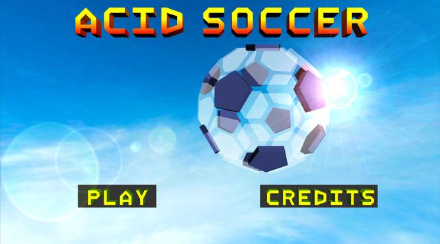 Acid Soccer poster