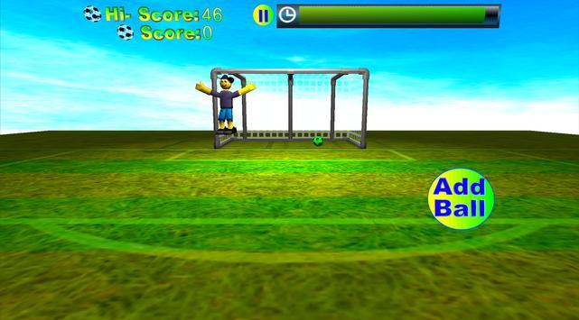 Acid Soccer screenshot 1