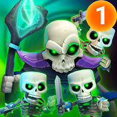 Clash of Wizards أيقونة
