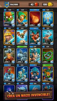 Clash of Wizards - Battle Royale captura de pantalla 12