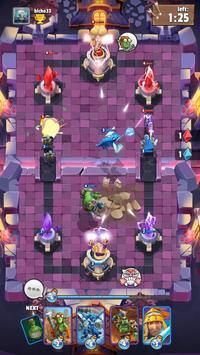 Clash of Wizards - Battle Royale captura de pantalla 7