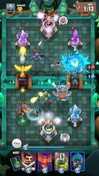 Clash of Wizards - Battle Royale captura de pantalla 10
