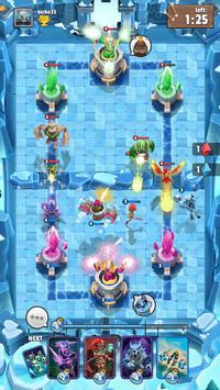 Clash of Wizards - Battle Royale captura de pantalla 11