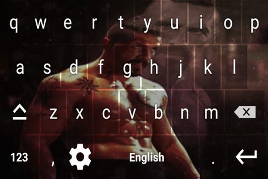 Boyka keyboard Theme screenshot 3