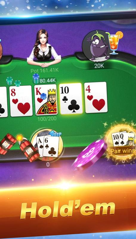 Free Download Poker Texas Boyaa For Android