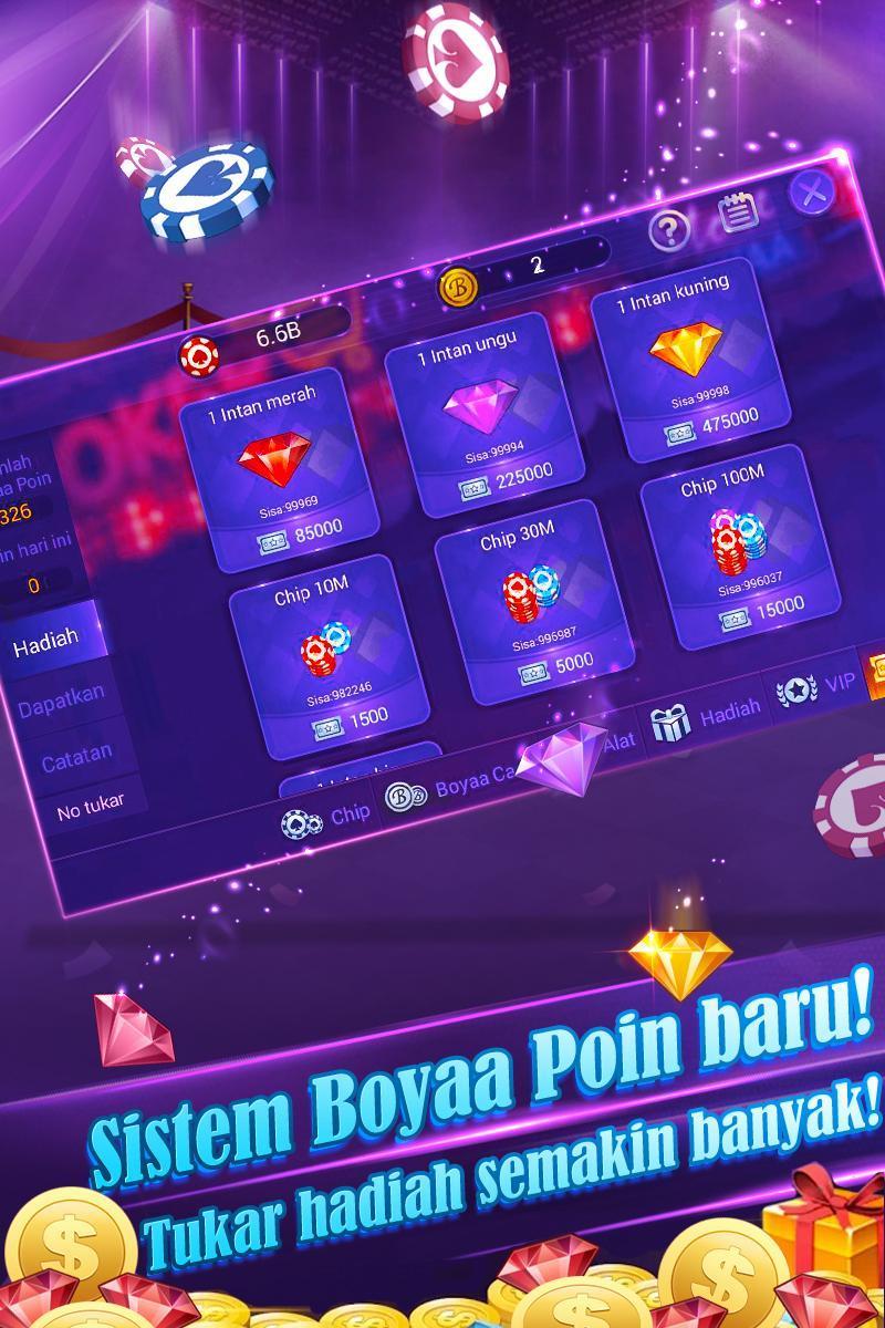 Poker Texas Boyaa for Android - APK Download