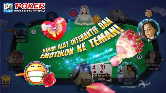 Poker Texas Boyaa screenshot 2
