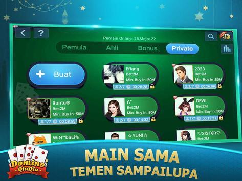 Boyaa Domino QiuQiu: KiuKiu 99 screenshot 4