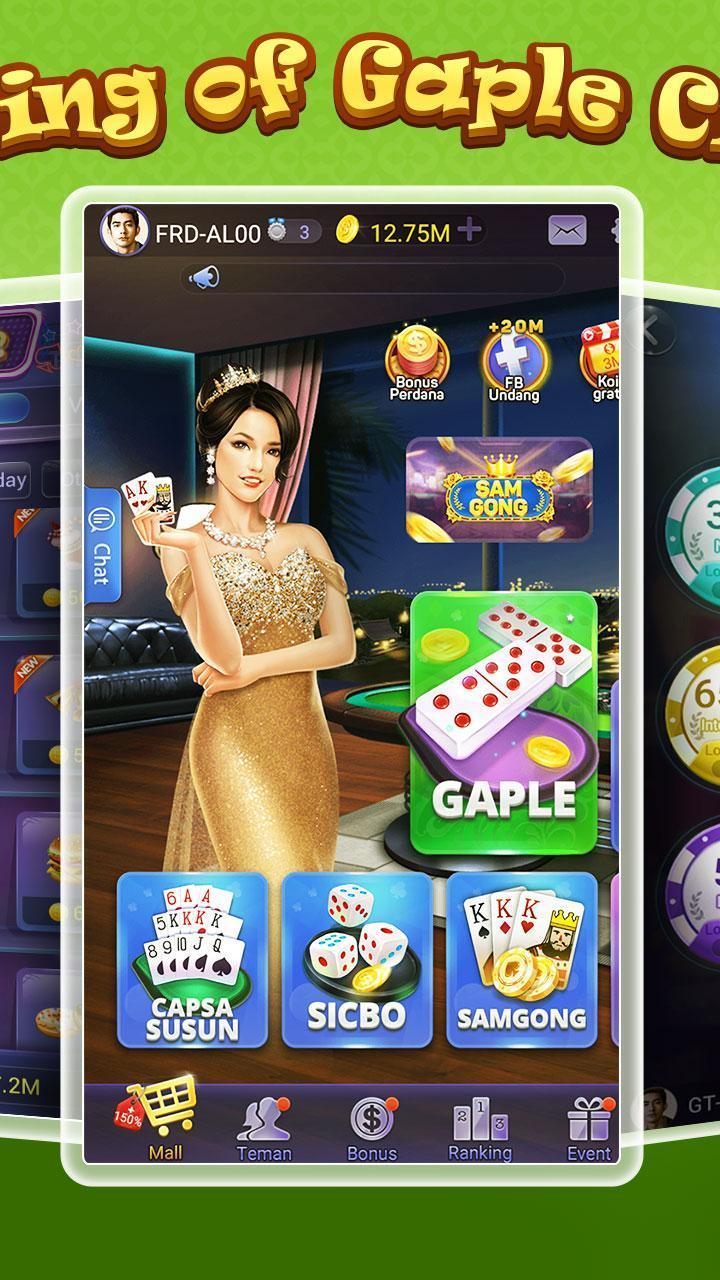 Domino Gaple City Para Android Apk Baixar