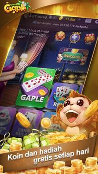 Domino Gaple Online screenshot 1