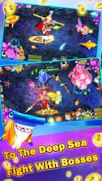 Bắn cá Đại thần (Bắt cá 3D Ban Ca online) ảnh chụp màn hình 3