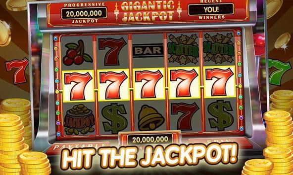 Jackpot Slot poster