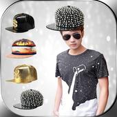 Boys Cap Picture Montage icon