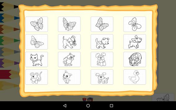 Baby Games : Puzzles, Drawings, Fireworks + more screenshot 3