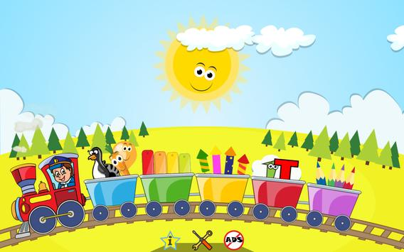 Baby Games : Puzzles, Drawings, Fireworks + more screenshot 7