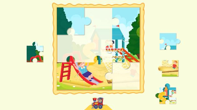 Baby Games : Puzzles, Drawings, Fireworks + more screenshot 8