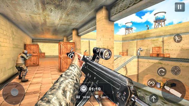 Real Counter Terrorist FPS Shooting Strike Mission screenshot 7
