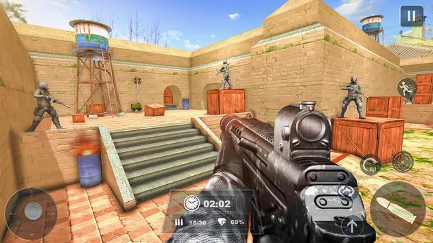 Real Counter Terrorist FPS Shooting Strike Mission screenshot 13