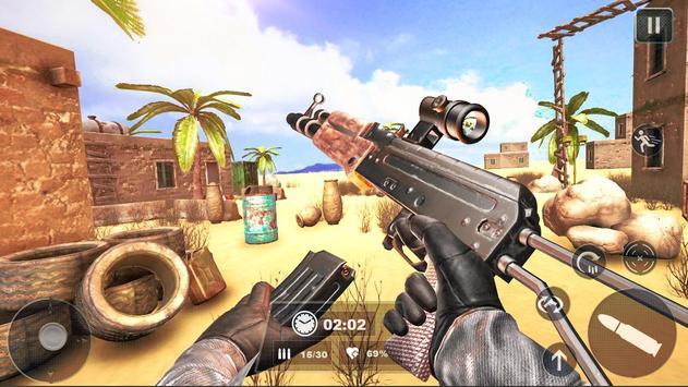 Real Counter Terrorist FPS Shooting Strike Mission screenshot 14