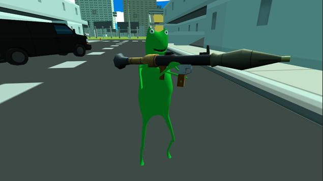 Frog Game Amazing Action screenshot 5