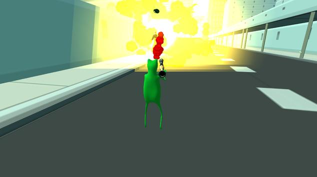 Frog Game Amazing Action screenshot 1