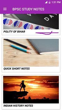 BPSC Notes & Study Material- Bihar PSC Preparation screenshot 17