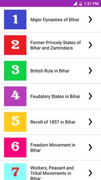 BPSC Notes & Study Material- Bihar PSC Preparation screenshot 2