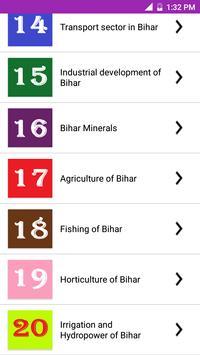 BPSC Notes & Study Material- Bihar PSC Preparation screenshot 4