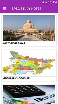 BPSC Notes & Study Material- Bihar PSC Preparation screenshot 8